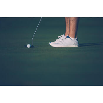 CHAUSSURES GOLF HOMME SPIKELESS 100 BLANCHES - 1307206