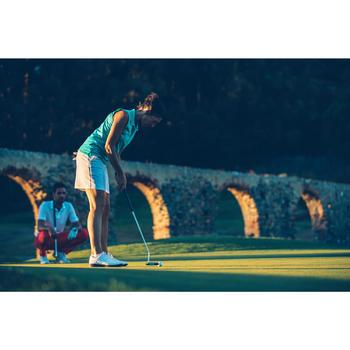 Golf shortrokje 900 voor dames, warm weer, wit - 1307229