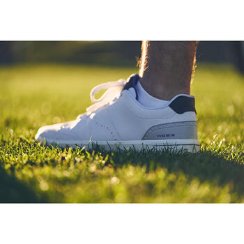 CHAUSSURES GOLF HOMME SPIKELESS 100 BLANCHES - 1307239