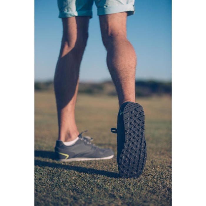 CHAUSSURES GOLF HOMME SPIKELESS 500 GRISES - 1307276
