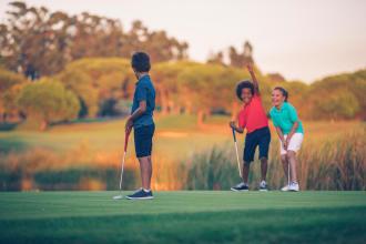 認識高爾夫球