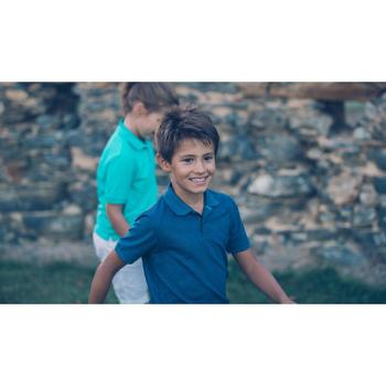 POLO DE GOLF ENFANT MANCHES COURTES 900 TEMPS CHAUD - 1307286