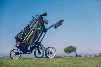 Så väljer du golfvagn