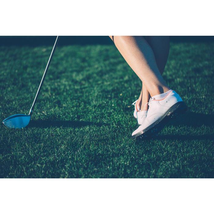 Golfschoenen Spike 500 voor dames wit - 1307299