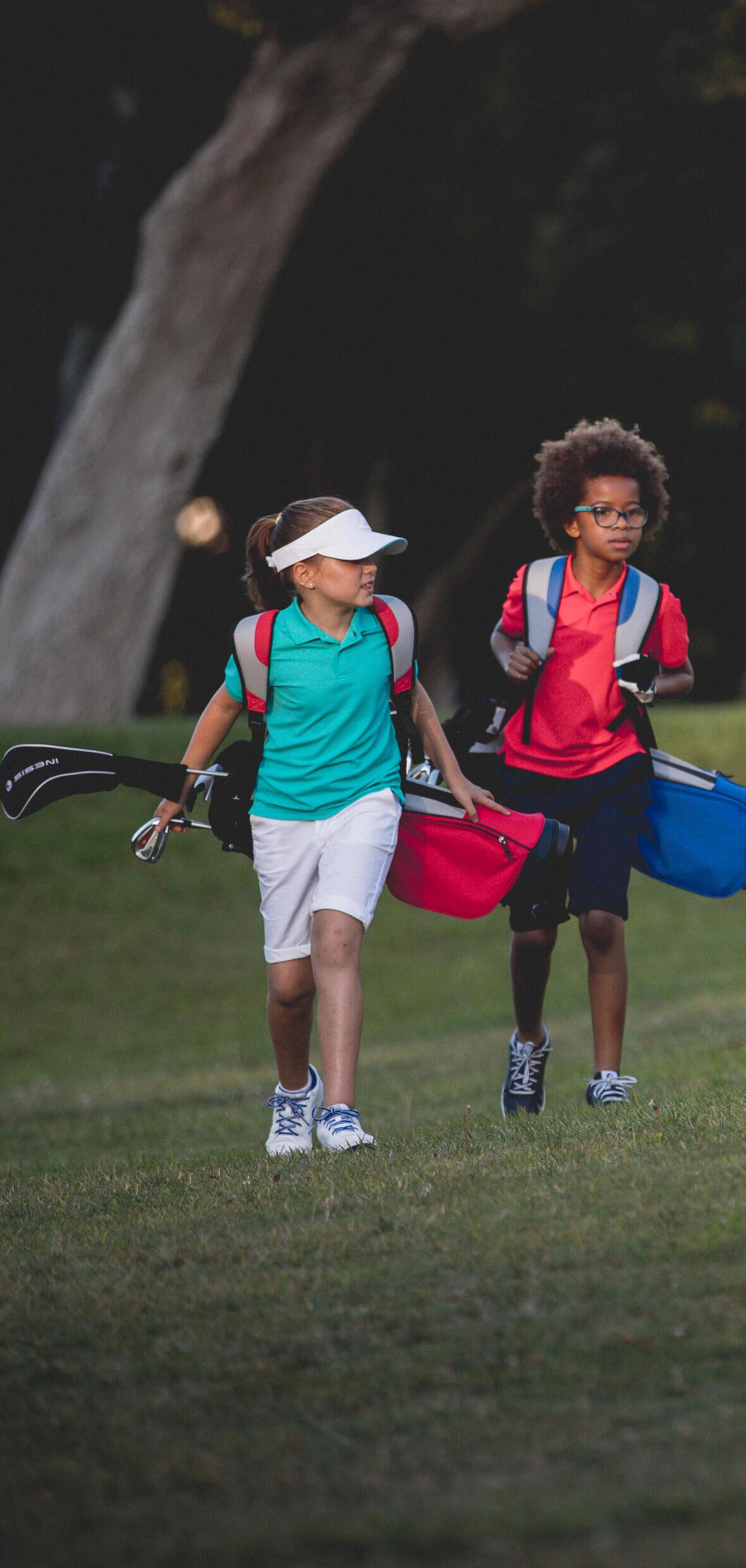 Hoe kies ik een set golfclubs voor kinderen?