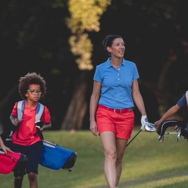 enfants golf Inesis