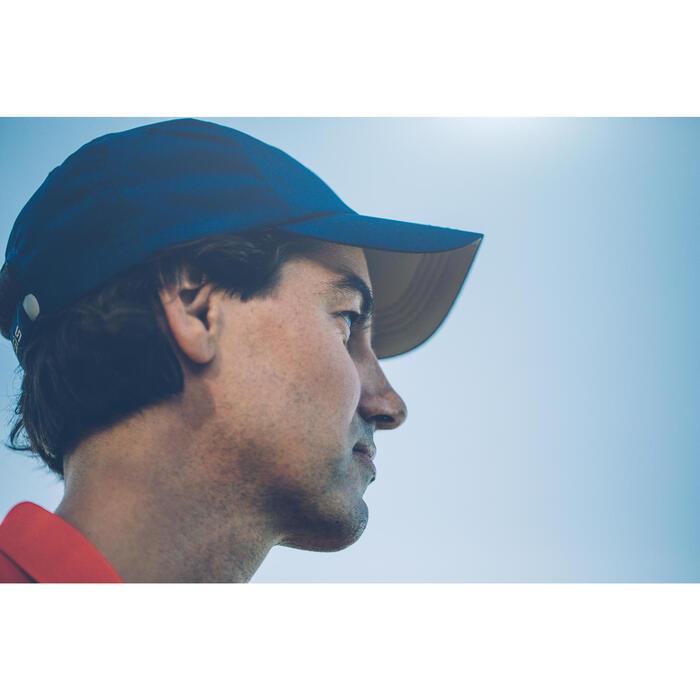 Gorra de golf adulto azul oscuro