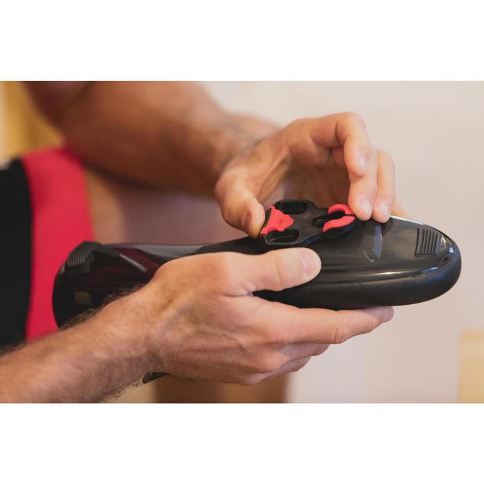 Fietsschoenen racefiets RoadRacing 500 zwart - 1307411