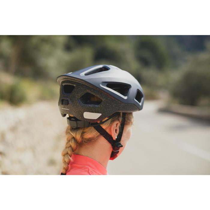 Racefiets helm RR100 zwart