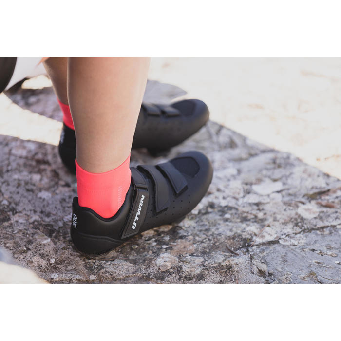 Chaussures vélo route RoadRacing 500 NOIR - 1307486