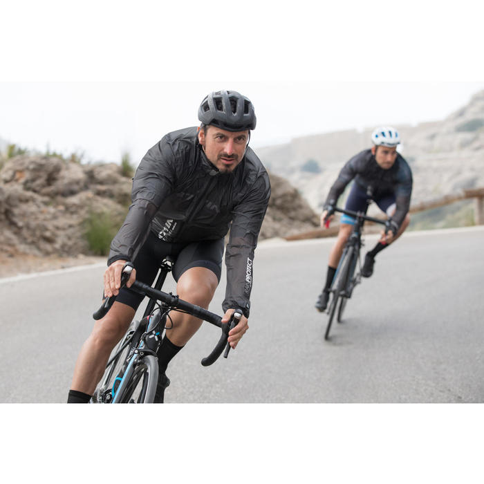 COUPE PLUIE ULTRALIGHT VELO ROUTE HOMME CYCLOSPORT - 1307554