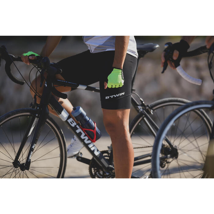 Gants Vélo ROADR 500 NOIR - 1307563