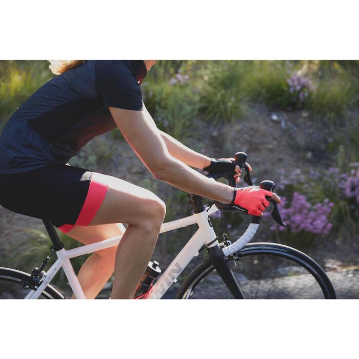Gants Vélo ROADR 500 ROUGE