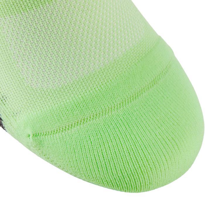 Sportsocken kurz Fitness 2er-Pack Erwachsene grün