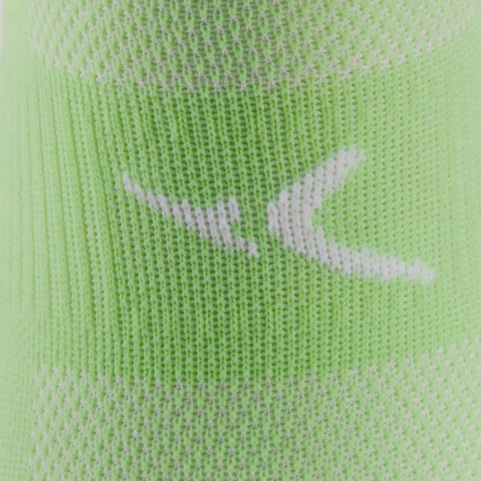 Onzichtbare cardiofitness sokjes 2 paar groen