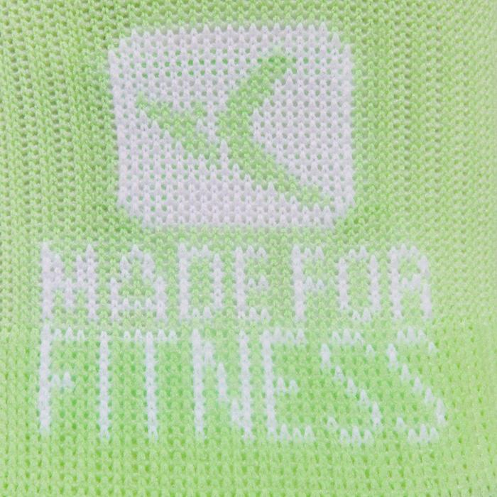 Chaussettes basses fitness  cardio training x2 - 1307724