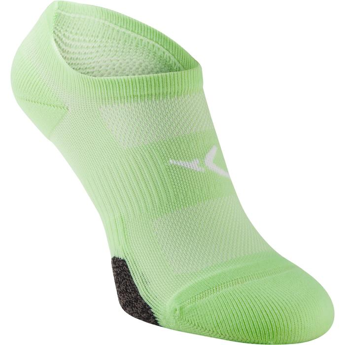 Chaussettes invisibles fitness cardio training x2 - 1307736