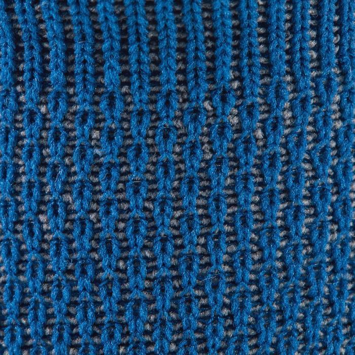 Lage cardiofitness sokken 2 paar blauw
