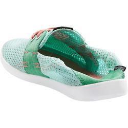 Zapatillas De Playa Surf Areeta Niña Verde Coral