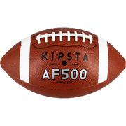 Rjava žoga za ameriški nogomet AF500 (uradna velikost)