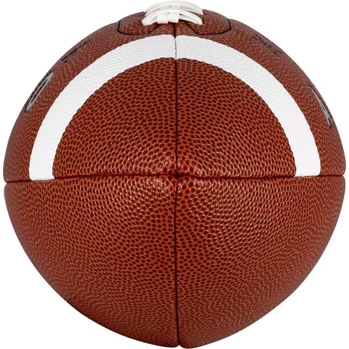 Ballon de football américain AF500 en taille officielle - 1307813