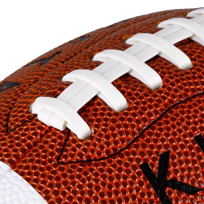 Ballon de football américain AF500 en taille officielle - 1307816