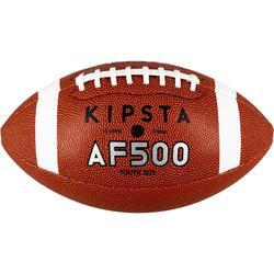 Balón Fútbol Americano Kipsta AF500 Talla Youth Marrón