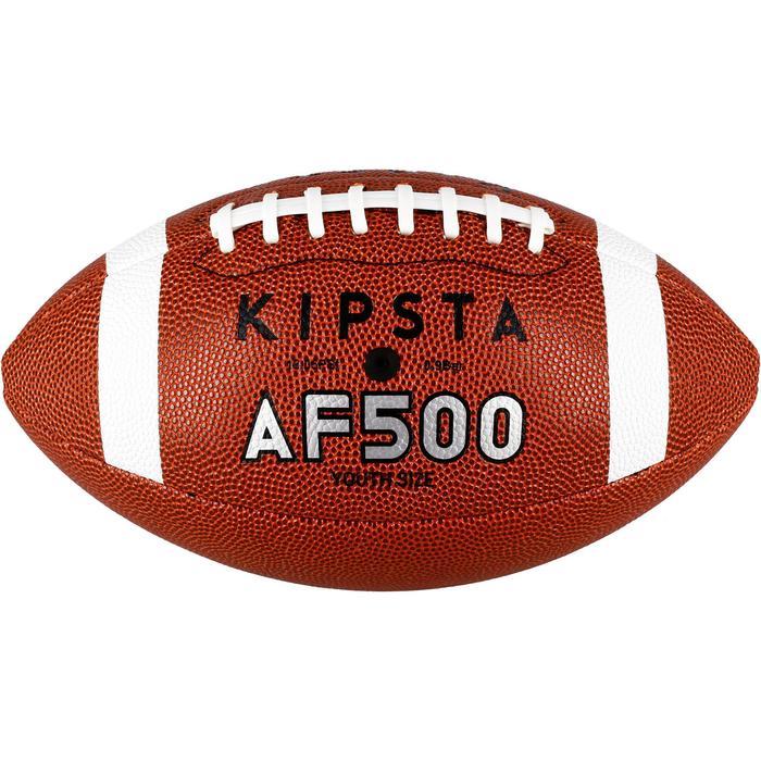 Ballon de football américain AF500 en taille officielle - 1307819