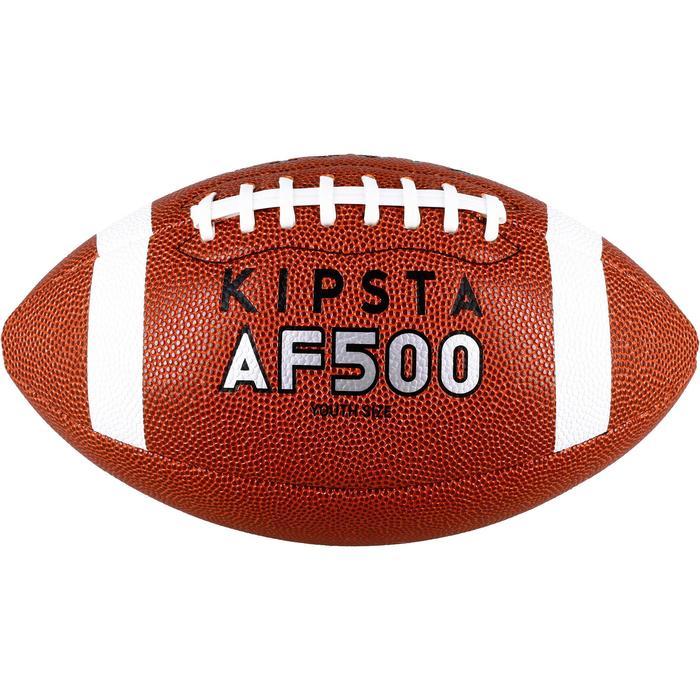 Ballon de football américain AF500 en taille officielle - 1307820