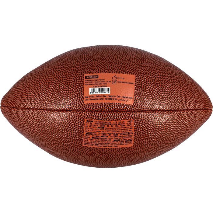 Ballon de football américain AF500 en taille officielle - 1307824