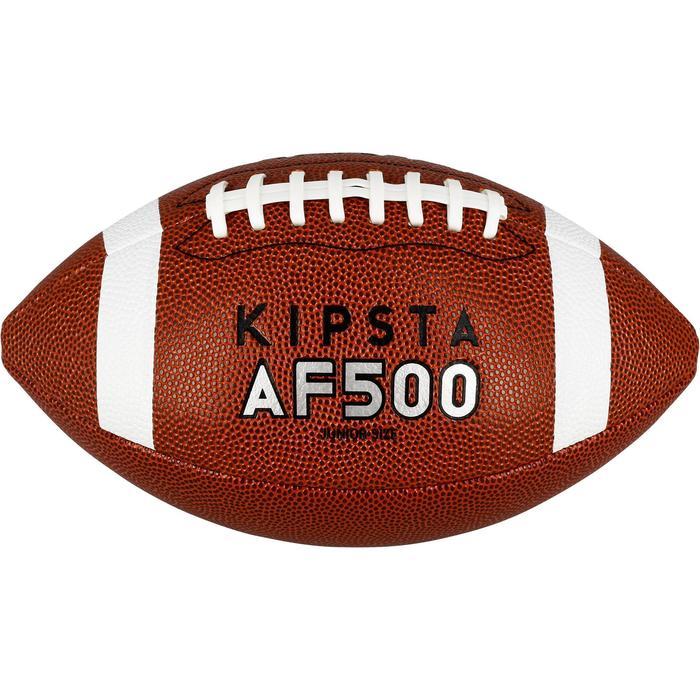 Ballon de football américain AF500 en taille officielle - 1307826