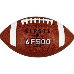 Bal voor American football kindermaat bruin