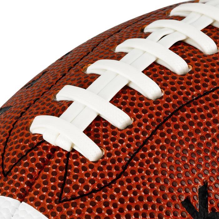 Ballon de football américain AF500 en taille officielle - 1307829