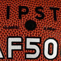Balón Fútbol Americano Kipsta AF500 Talla Junior Marrón