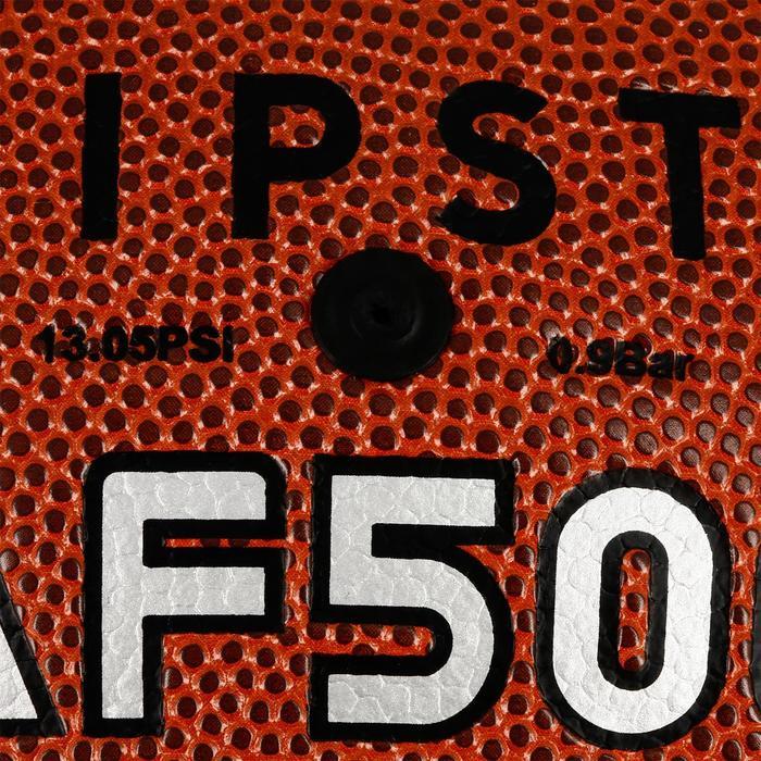 Balón Fútbol Americano Kipsta AF500 Talla Niños Marrón