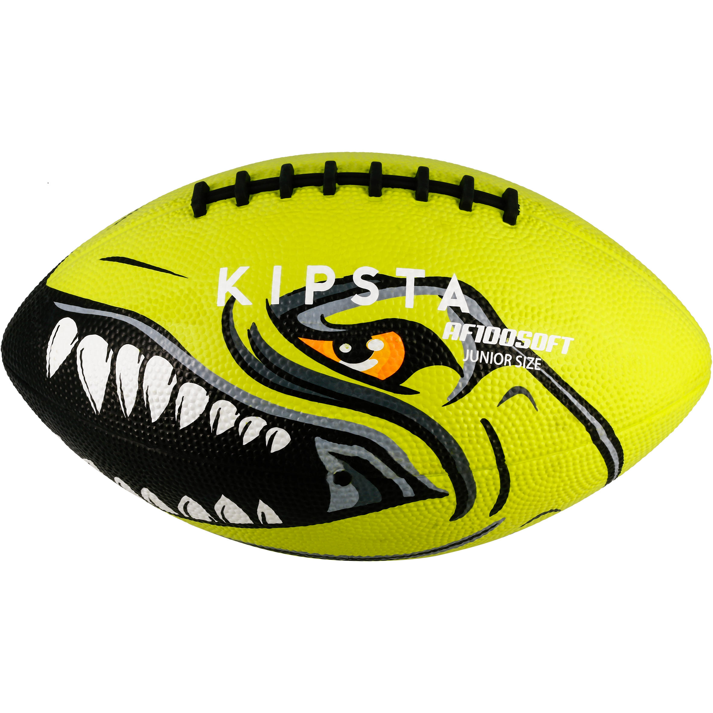 Ballon de football AF100 taille junior vert