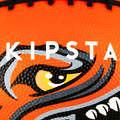 FUTBOL AMERYKAŃSKI Siatkówka, piłka ręczna, baseball, hokej - Piłka AF100 jr pomarań. KIPSTA - Sporty drużynowe