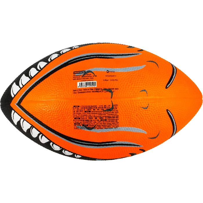 Football American AF500 Größe für Kinder orange