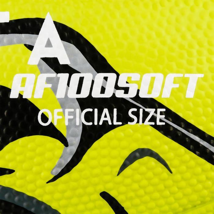 Ballon de Football américain en taille officielle AF100 vert
