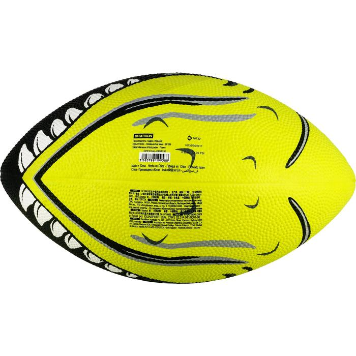 c30291f404c69 Balón de fútbol americano talla junior AF100 naranja Kipsta
