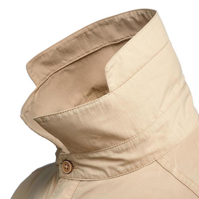 Chemise manches longues de Trekking désert DESERT 500 homme beige - 1307962