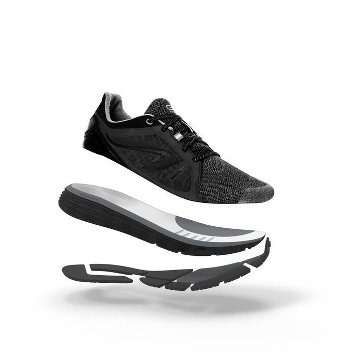 Loopschoenen voor heren Run Comfort zwart