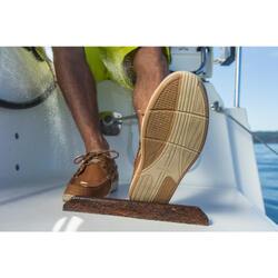 Calzado Náutico Barco Vela Tribord Clipper Hombre Marrón