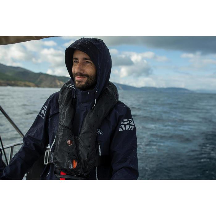 Ciré bateau 500 homme bleu foncé