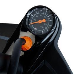 Bomba Pie Ciclismo Air-X-Press 8.0 Negro Con Manómetro