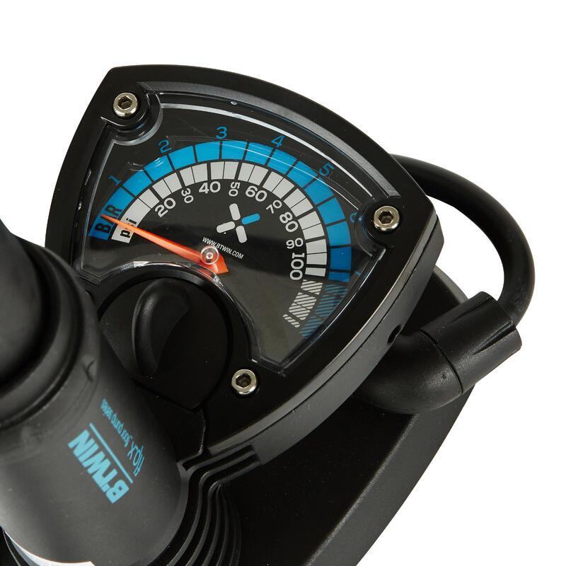 Floor Bike Pump 520