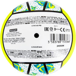 BV100 Mini Beach Volleyball - Neon Green