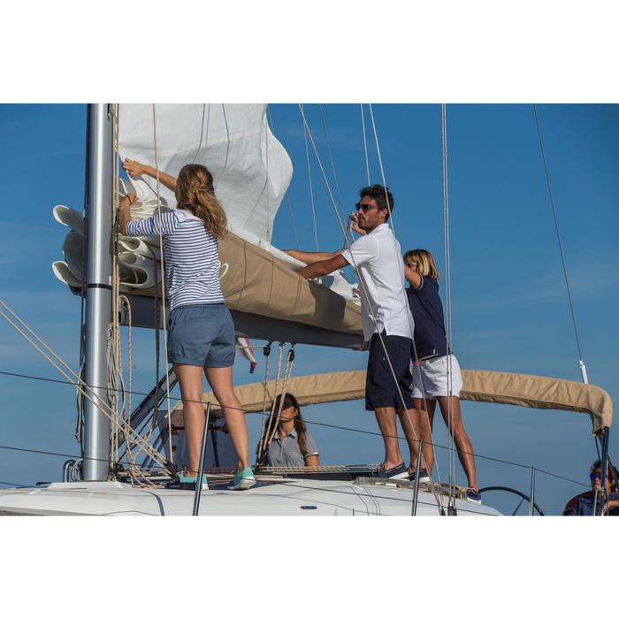 100 Men's Sailing Bermuda Shorts - Beige - 1308452