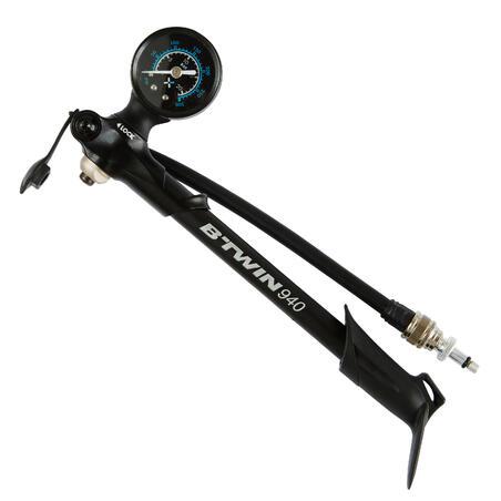 Насос для вилки / амортизатора велосипеда