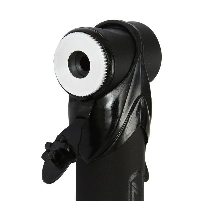 Pompe à main Air Profil Micro Alu  noire - 1308515